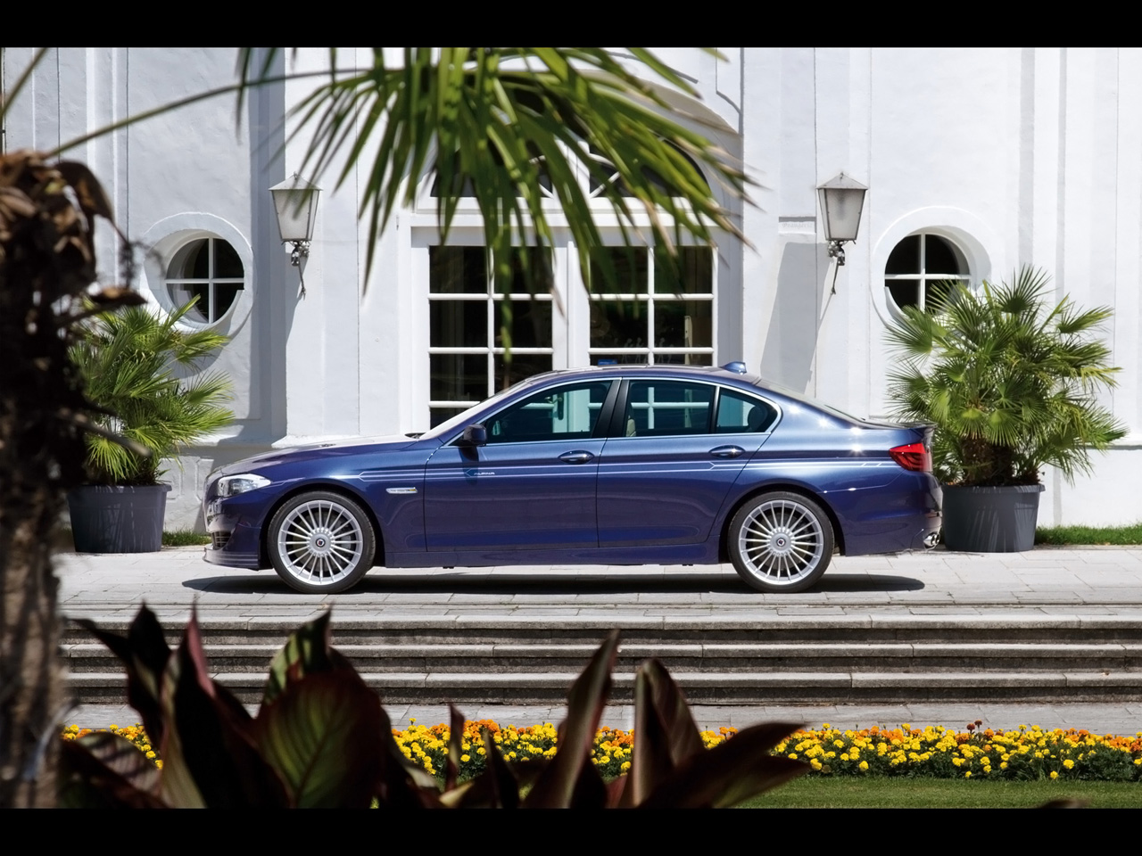 BMW b5 Alpina photo - 5