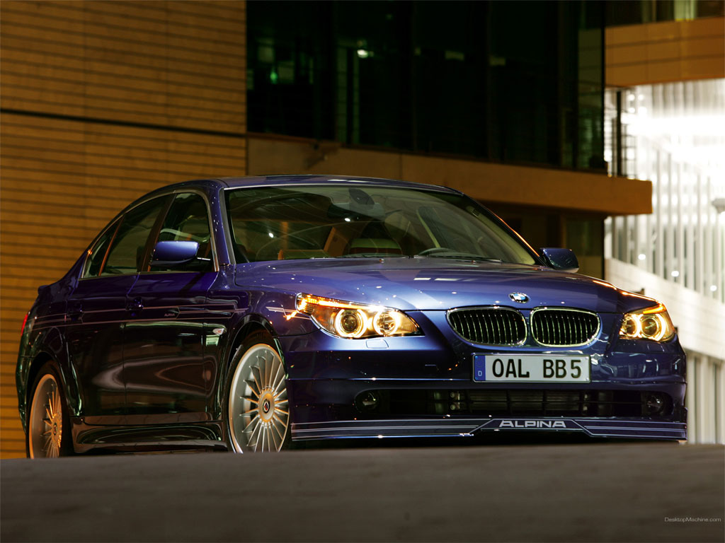 BMW b5 Alpina photo - 8