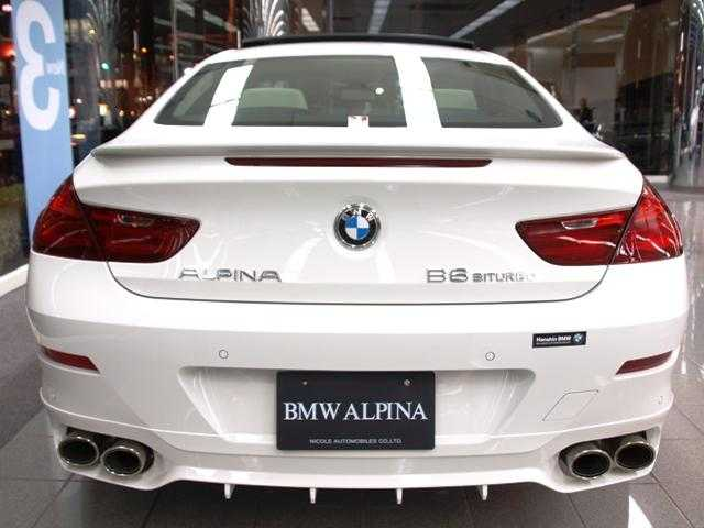 BMW B Alpina Review Amazing Pictures And Images Look At The Car - Alpina bmw b6