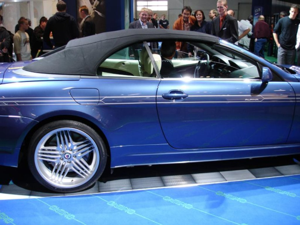 BMW b6 Alpina photo - 2