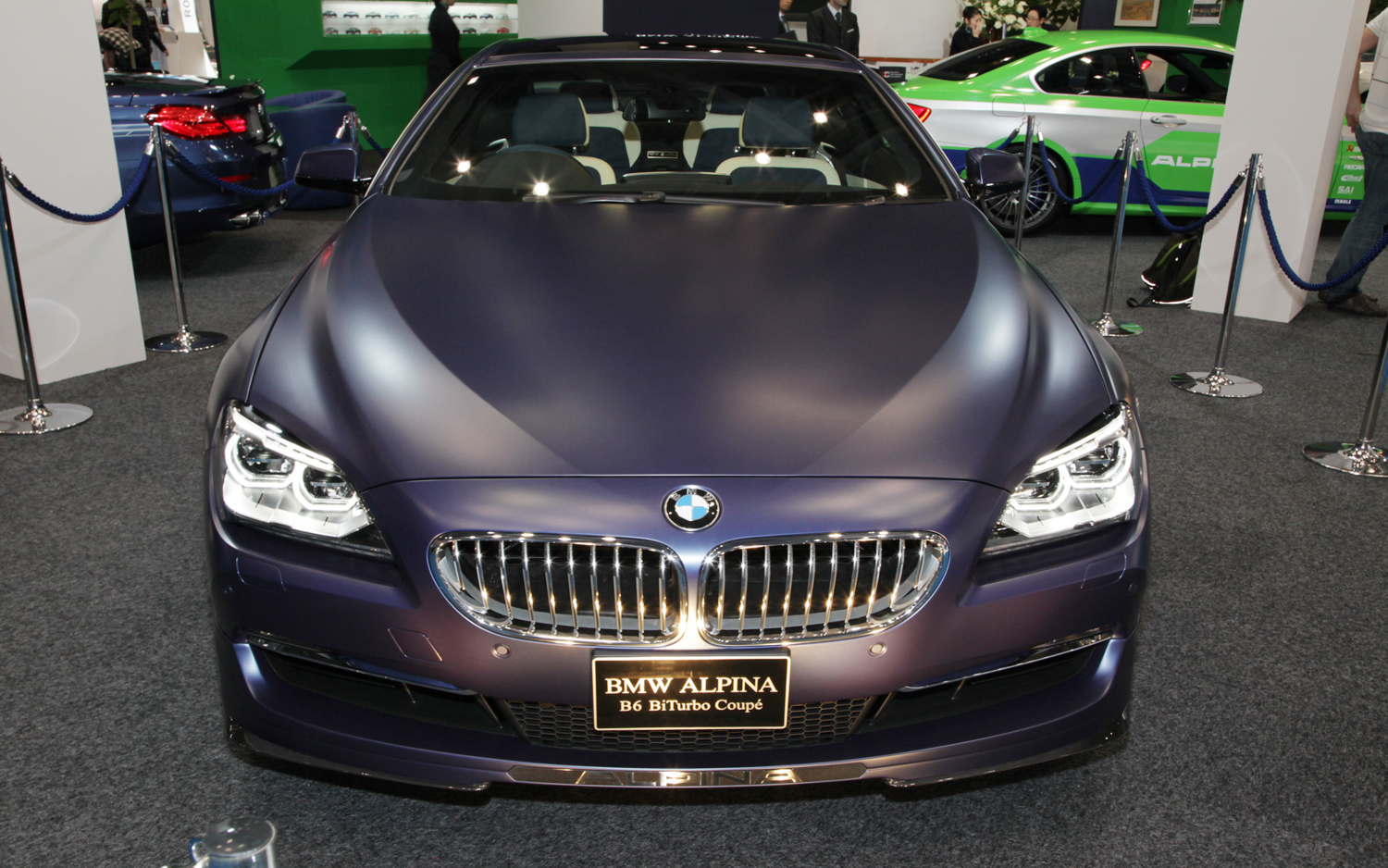 BMW b6 Alpina photo - 4