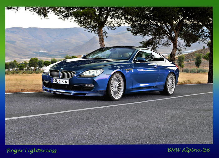 BMW b6 Alpina photo - 8