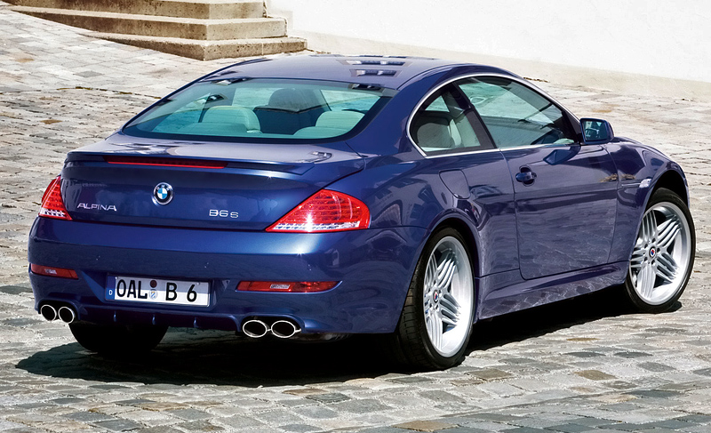 BMW b6 Alpina photo - 9