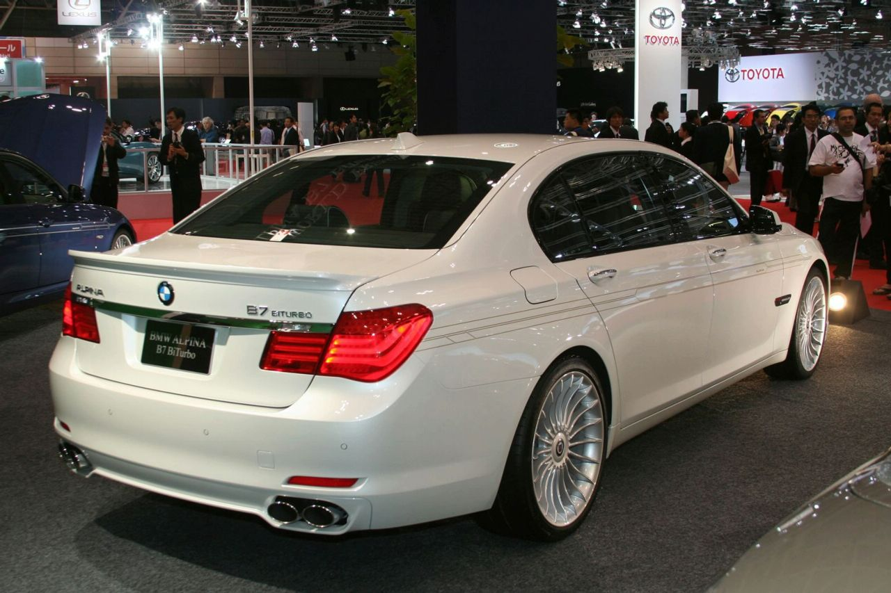 BMW B Alpina Review Amazing Pictures And Images Look At - Alpina bmw b7