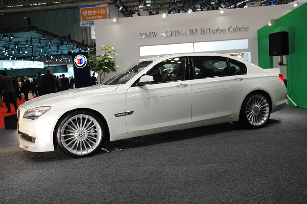 BMW b7 Alpina 2012 photo - 7