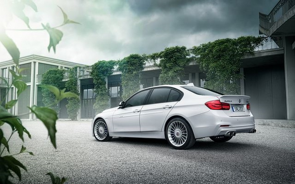 BMW d3 Alpina biturbo photo - 2