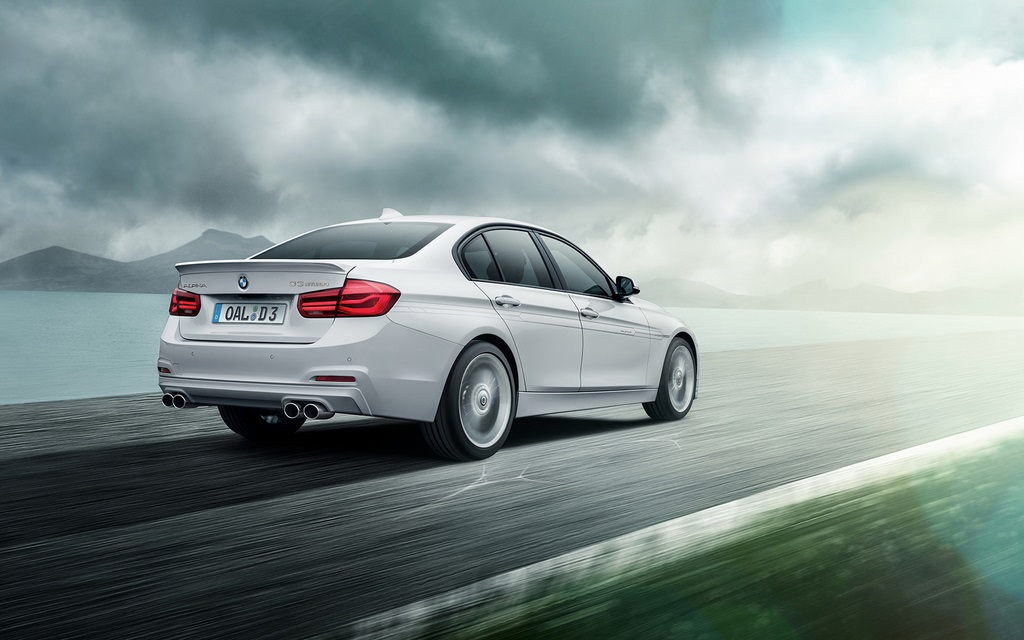 BMW d3 Alpina biturbo photo - 3