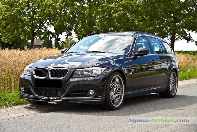 BMW d3 Alpina biturbo photo - 7