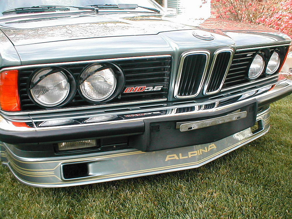 Bmw E24 Alpina Review Amazing Pictures And Images Look