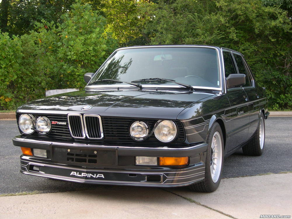 BMW e28 Alpina photo - 3
