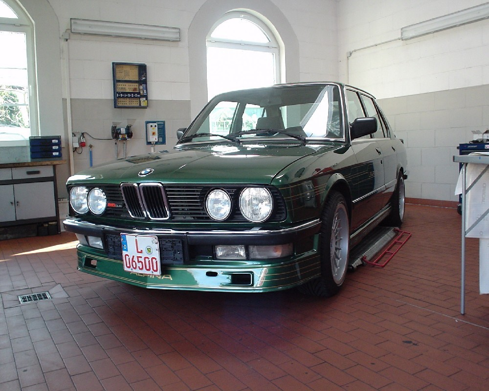 BMW e28 Alpina photo - 5