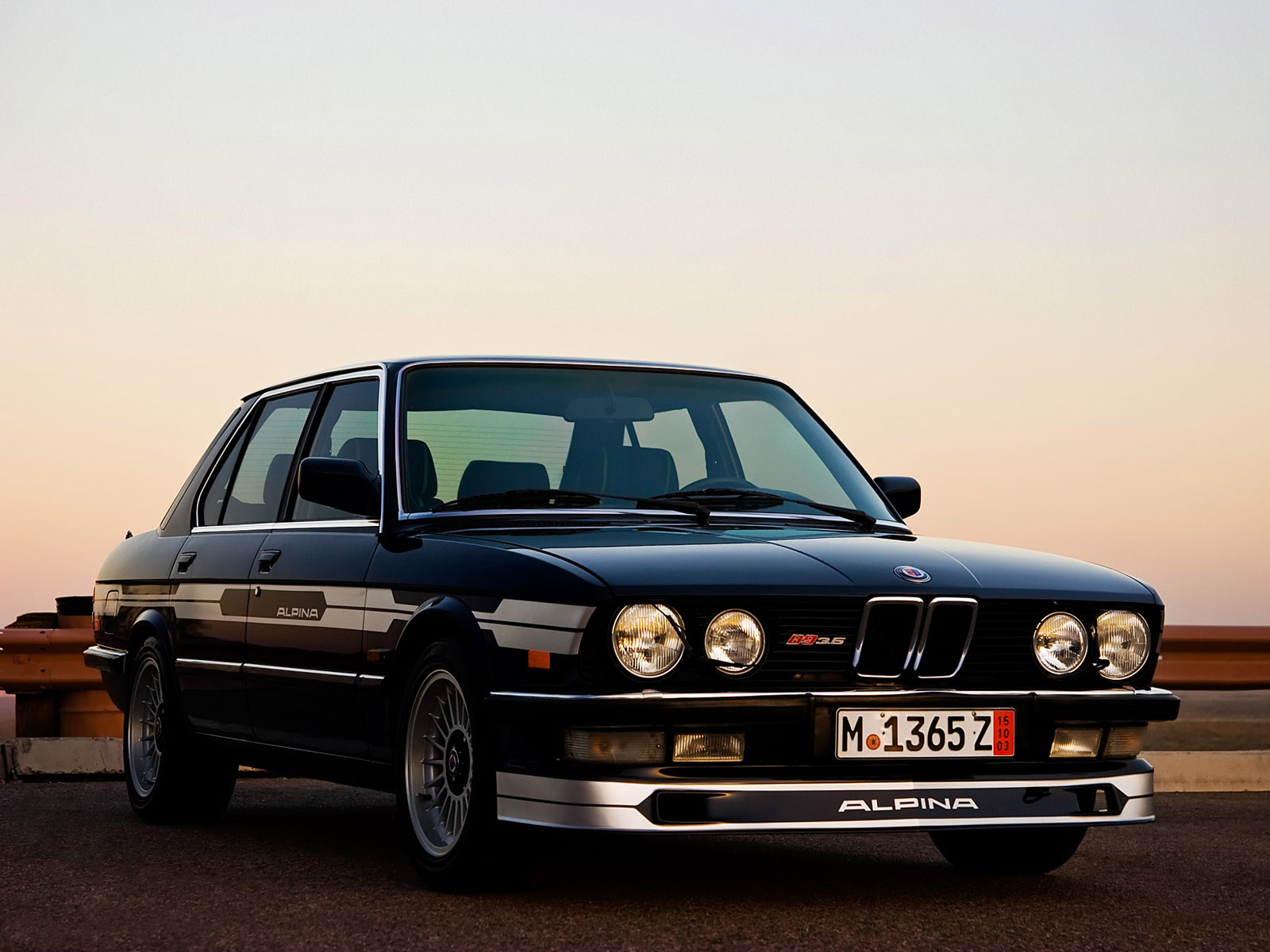 BMW e28 Alpina photo - 6