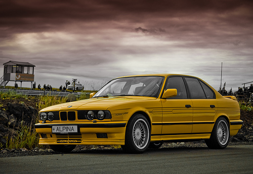 Bmw E34 Alpina B10 Review Amazing Pictures And Images