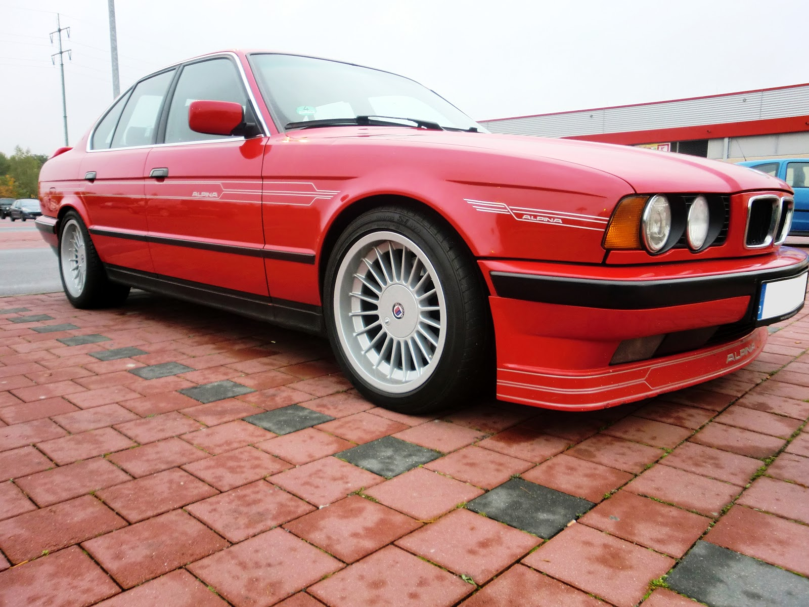 Bmw E34 Alpina B10 Review Amazing Pictures And Images Look At The Car