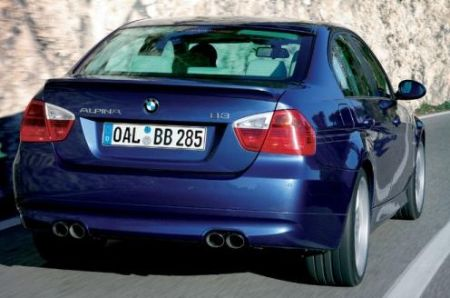 BMW e46 Alpina photo - 5