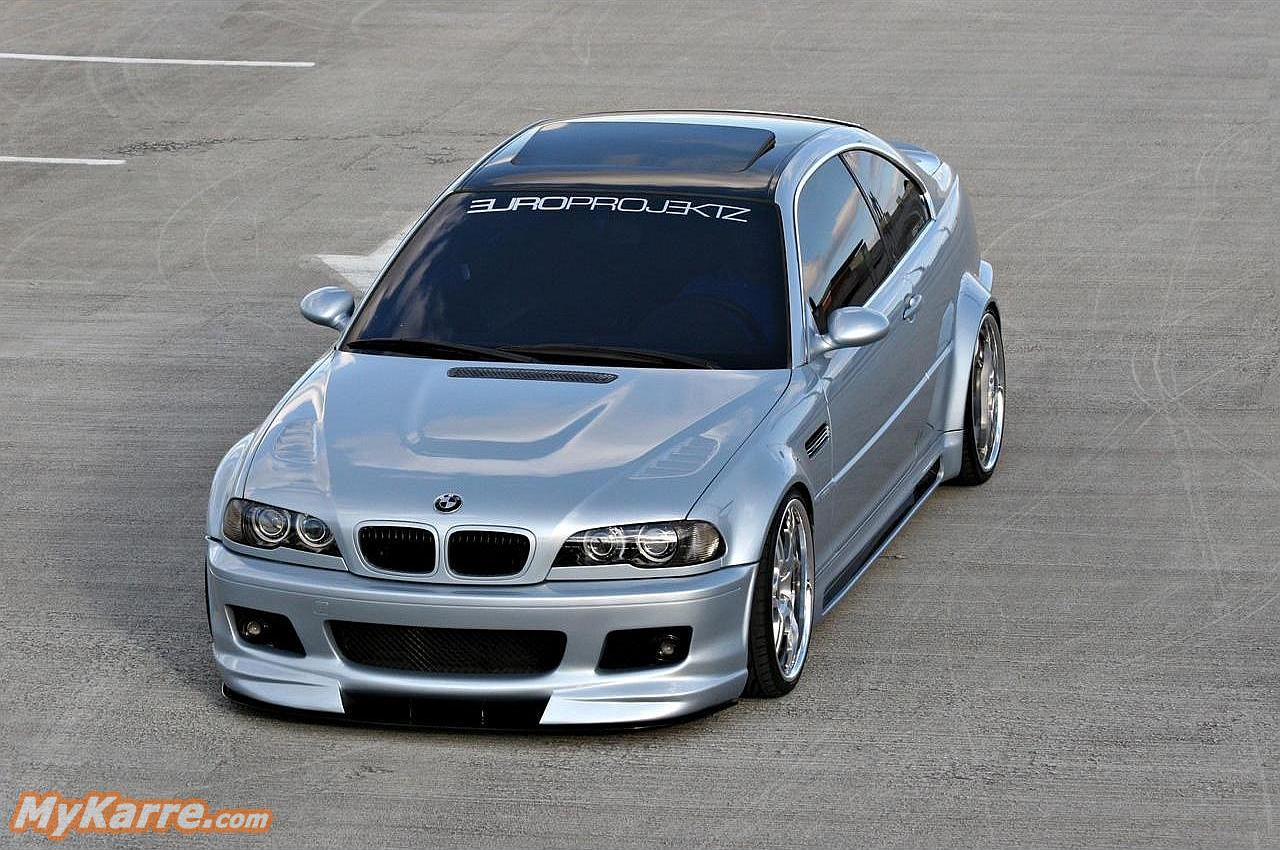 BMW e46 Alpina photo - 8