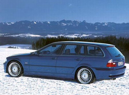 BMW e46 Alpina photo - 9