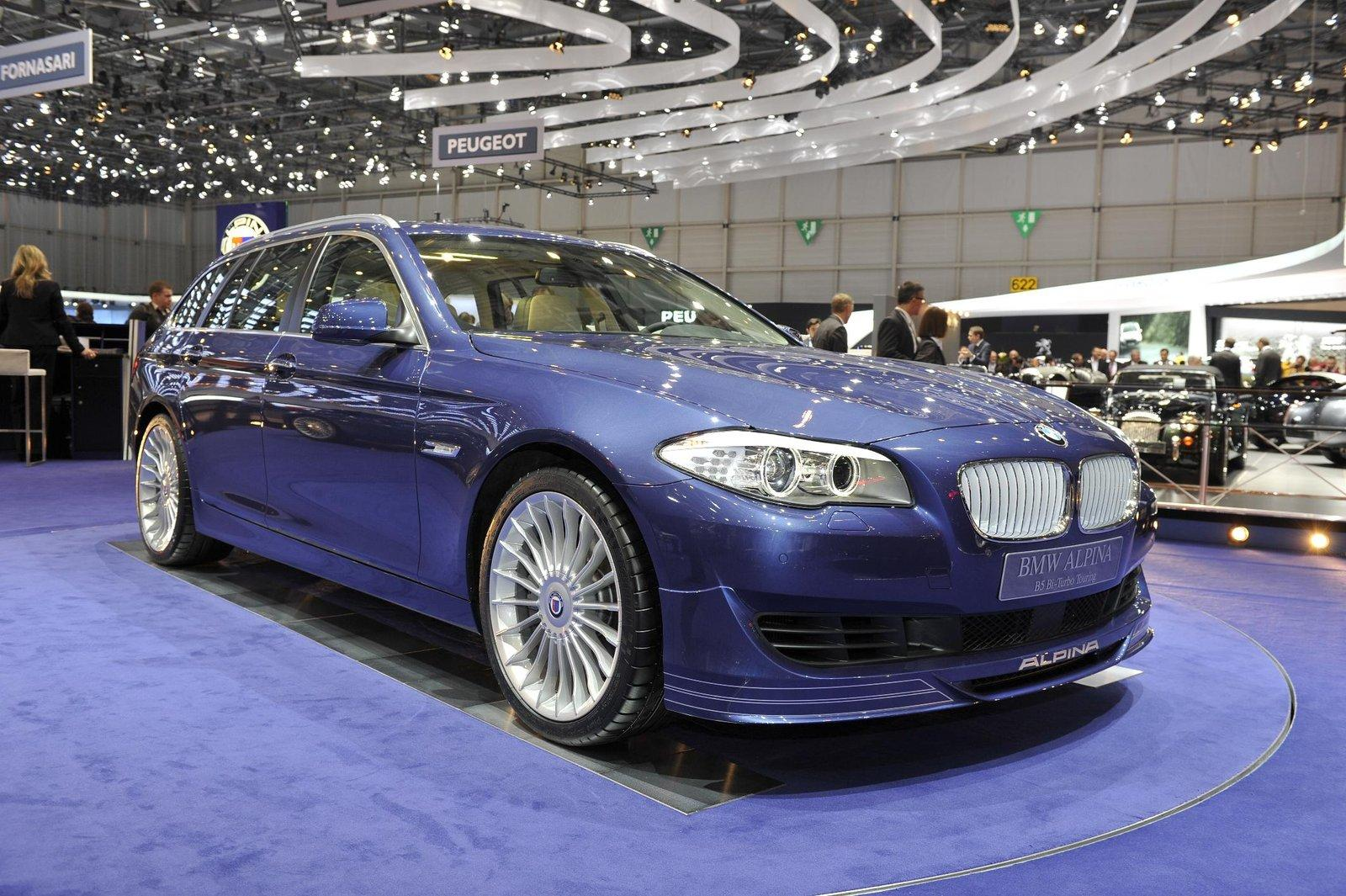Bmw M5 Alpina Review Amazing Pictures And Images Look