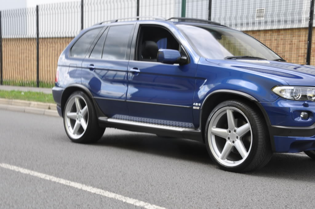 Bmw X5 Alpina Review Amazing Pictures And Images Look At The Car