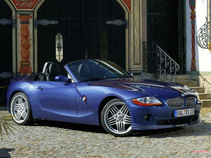 BMW z4 Alpina photo - 3
