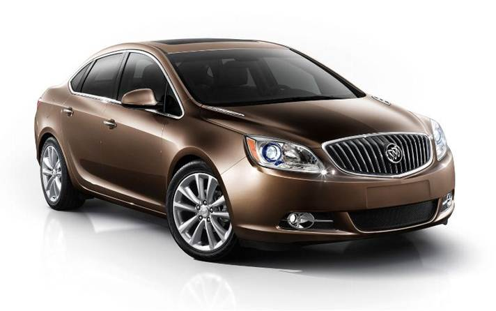 Buick Coupe 2015 photo - 3