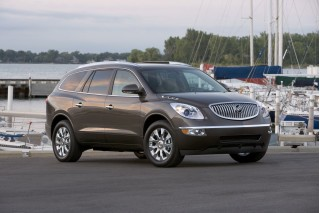Buick Enclave 2011 photo - 1