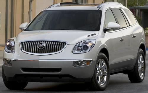 Buick Enclave 2011 photo - 2