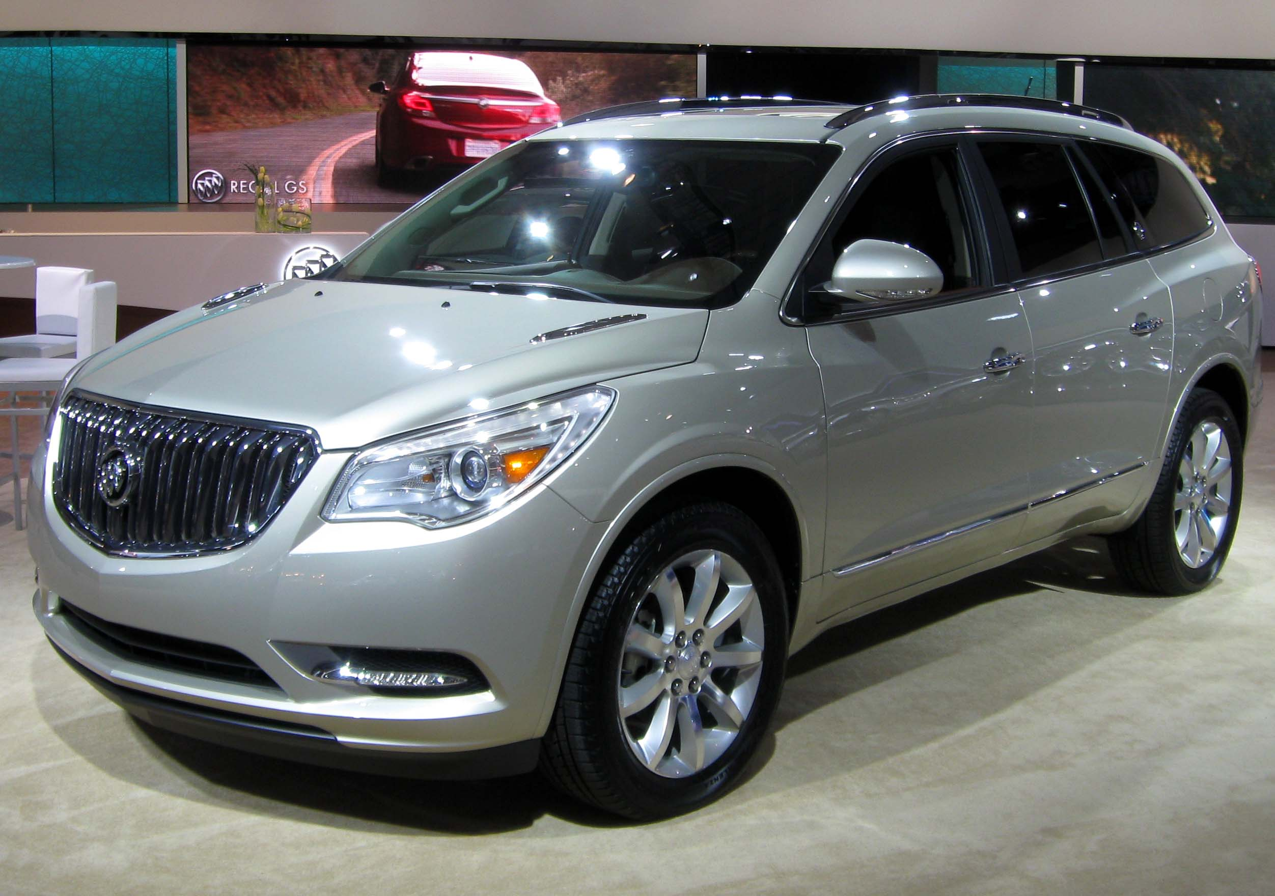 buick enclave 2012 review amazing pictures and images look at the car. Black Bedroom Furniture Sets. Home Design Ideas
