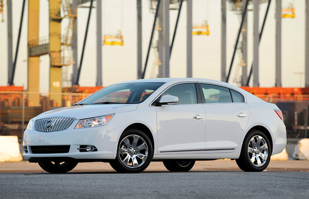 Buick lacrosse 2012 photo - 1