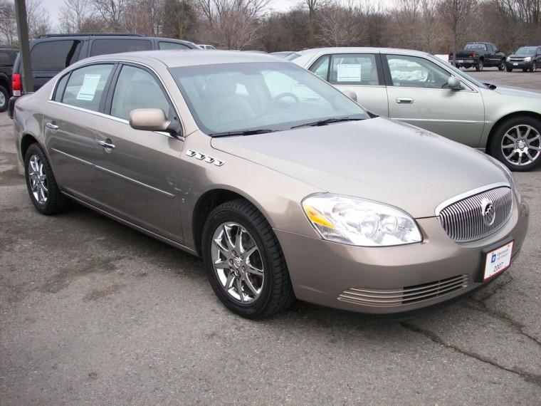 Buick lucerne 2007 photo - 1
