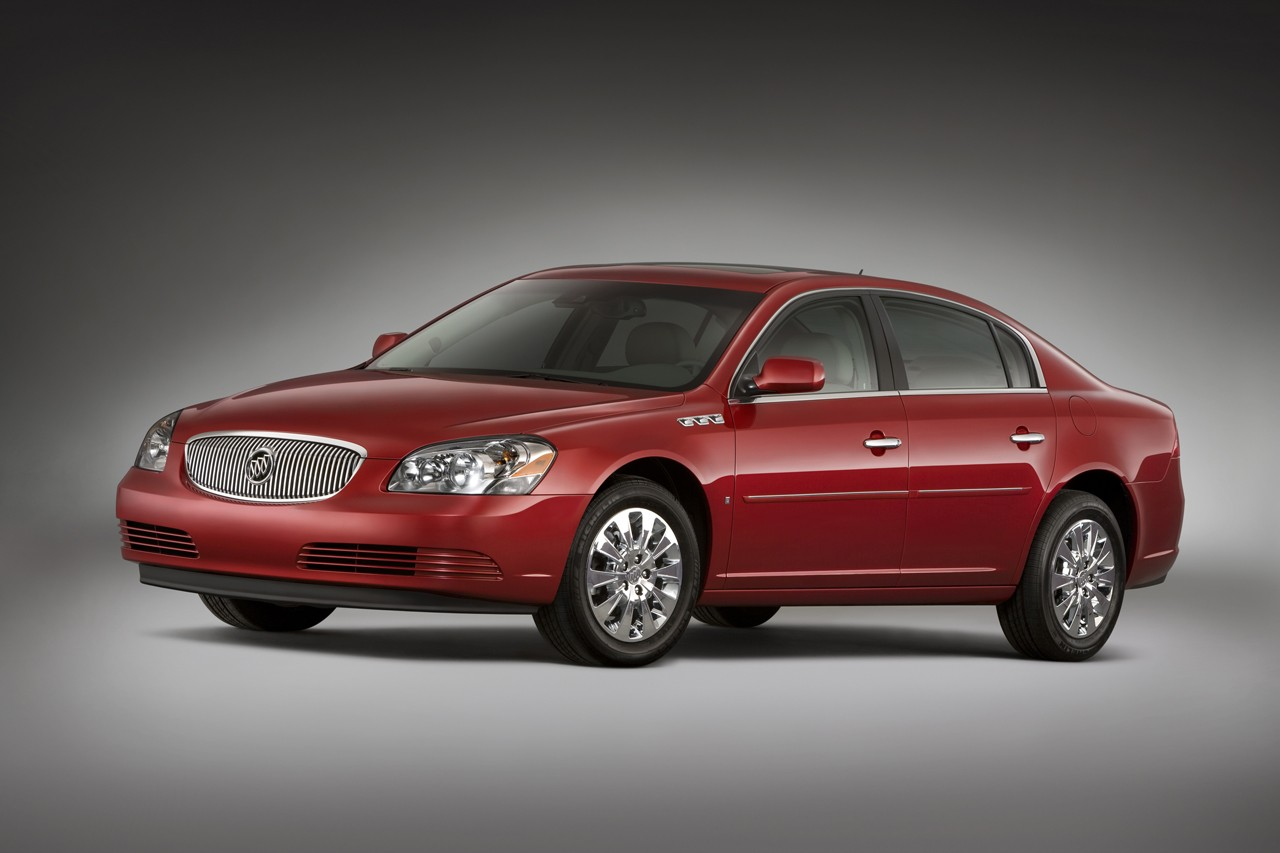 Buick lucerne 2015 photo - 1