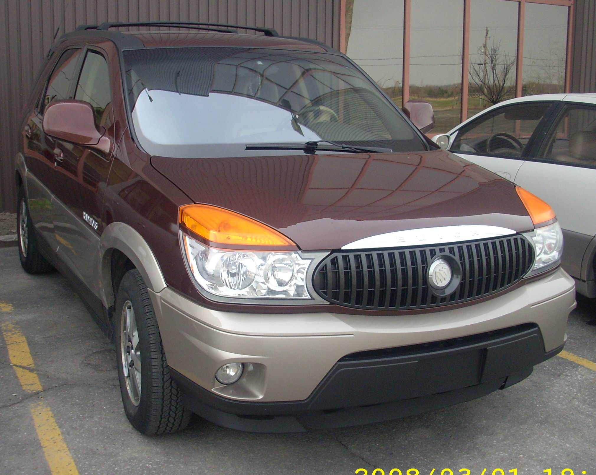 Buick Rendez-vous 2002 photo - 2