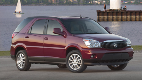 Buick Rendezvous 2002 Review Amazing Pictures And Images Look At