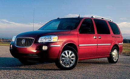 Buick terraza 2005 photo - 3