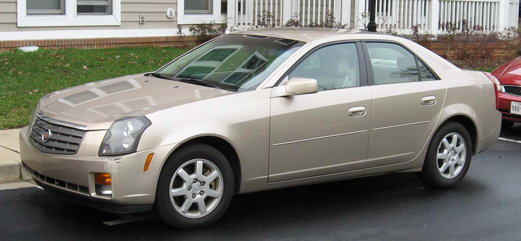 Cadillac Cts 2003 Photo And Video Review