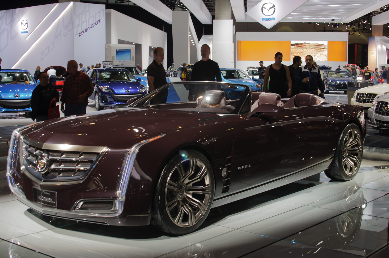 Cadillac Ciel 2015 photo - 1