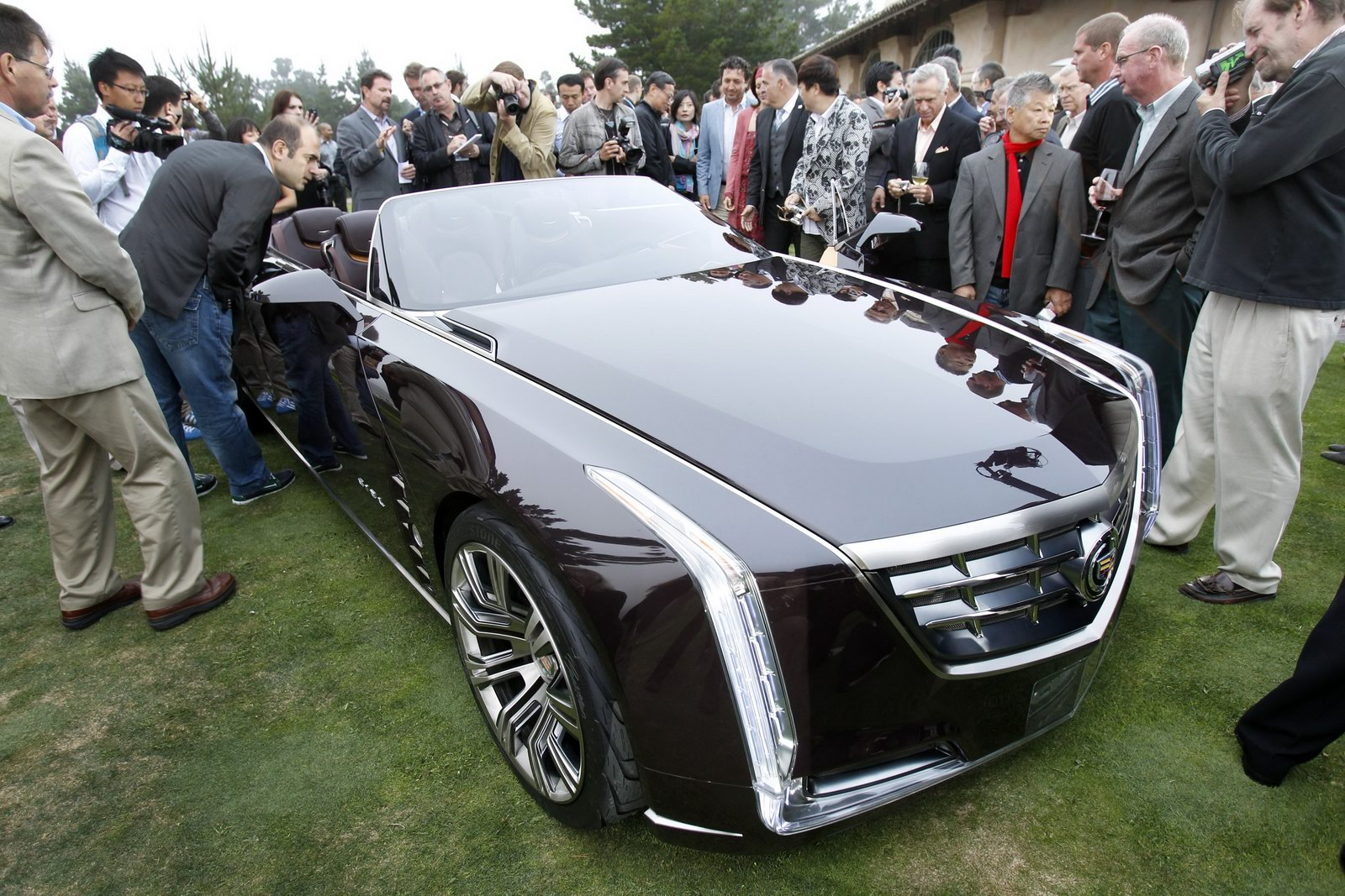 Cadillac Ciel 2015 photo - 2