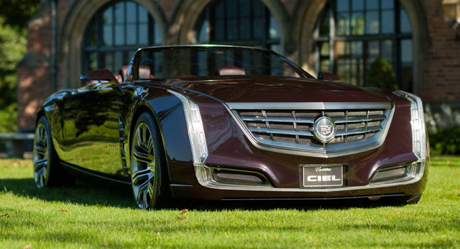 Cadillac Ciel 2015 photo - 3