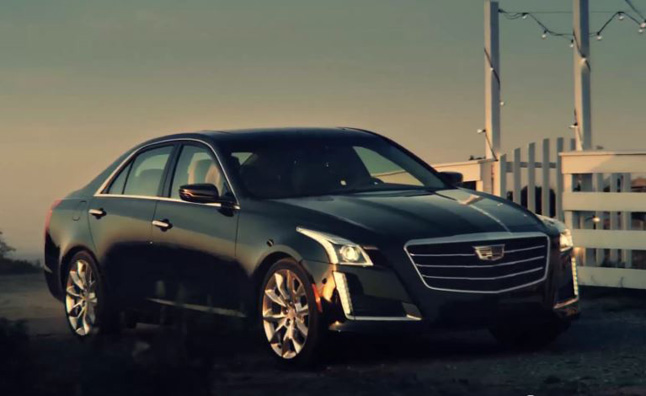 Cadillac commercial 2015 photo - 2