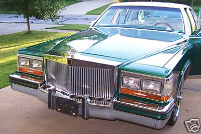Cadillac Deville 1987 Review Amazing Pictures And Images Look At
