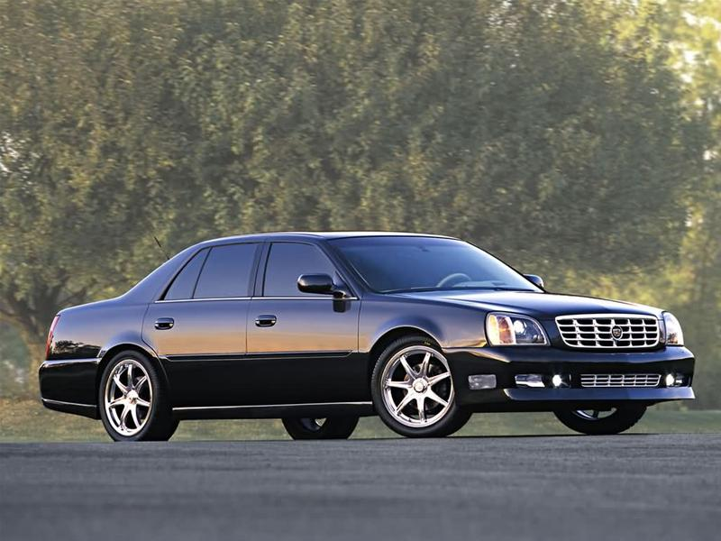 Cadillac Deville 2002 Review Amazing Pictures And Images Look At