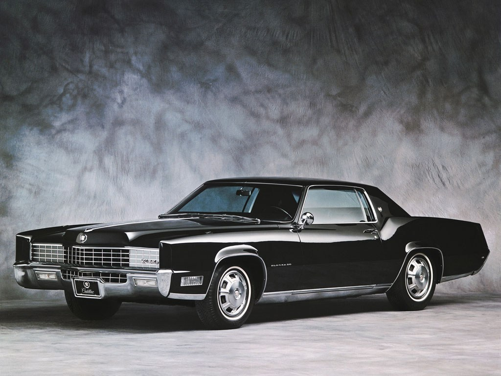 Cadillac Eldorado 1988 photo - 2
