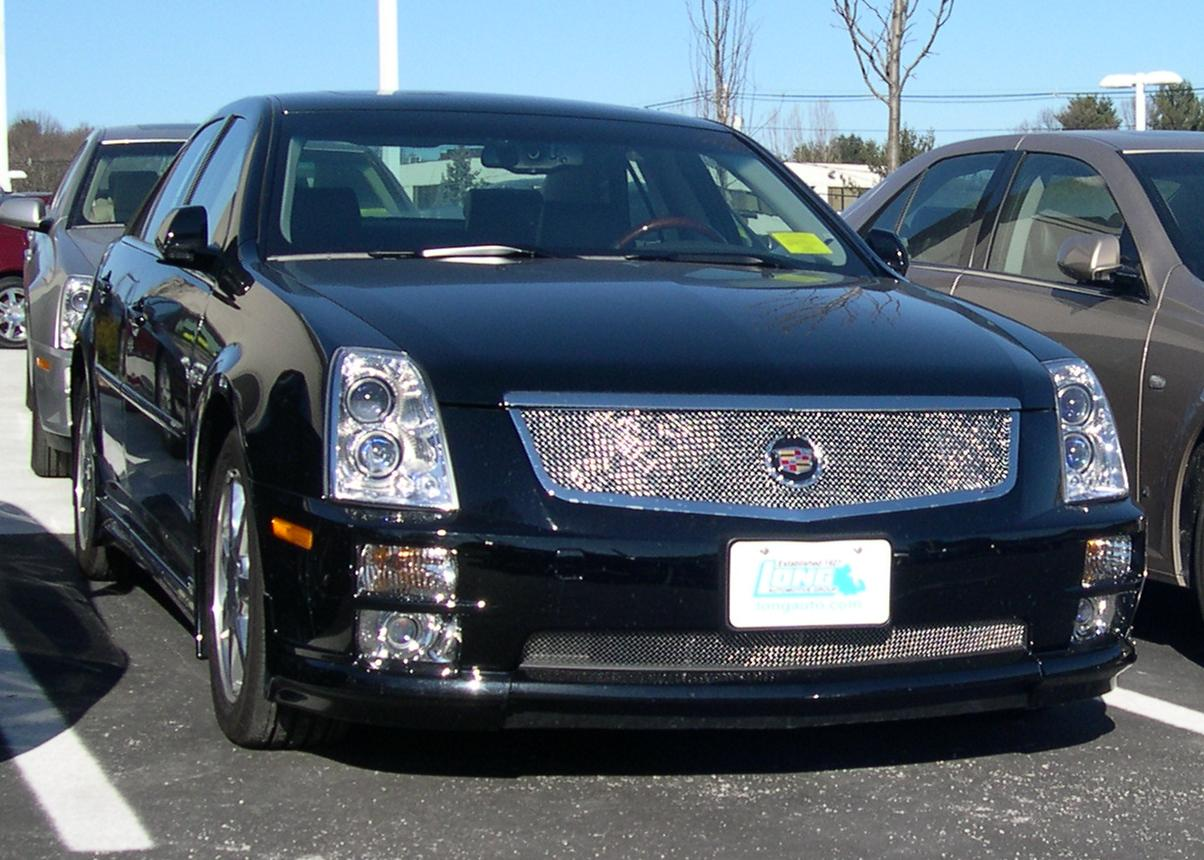 cadillac sts 2006 review amazing pictures and images. Black Bedroom Furniture Sets. Home Design Ideas