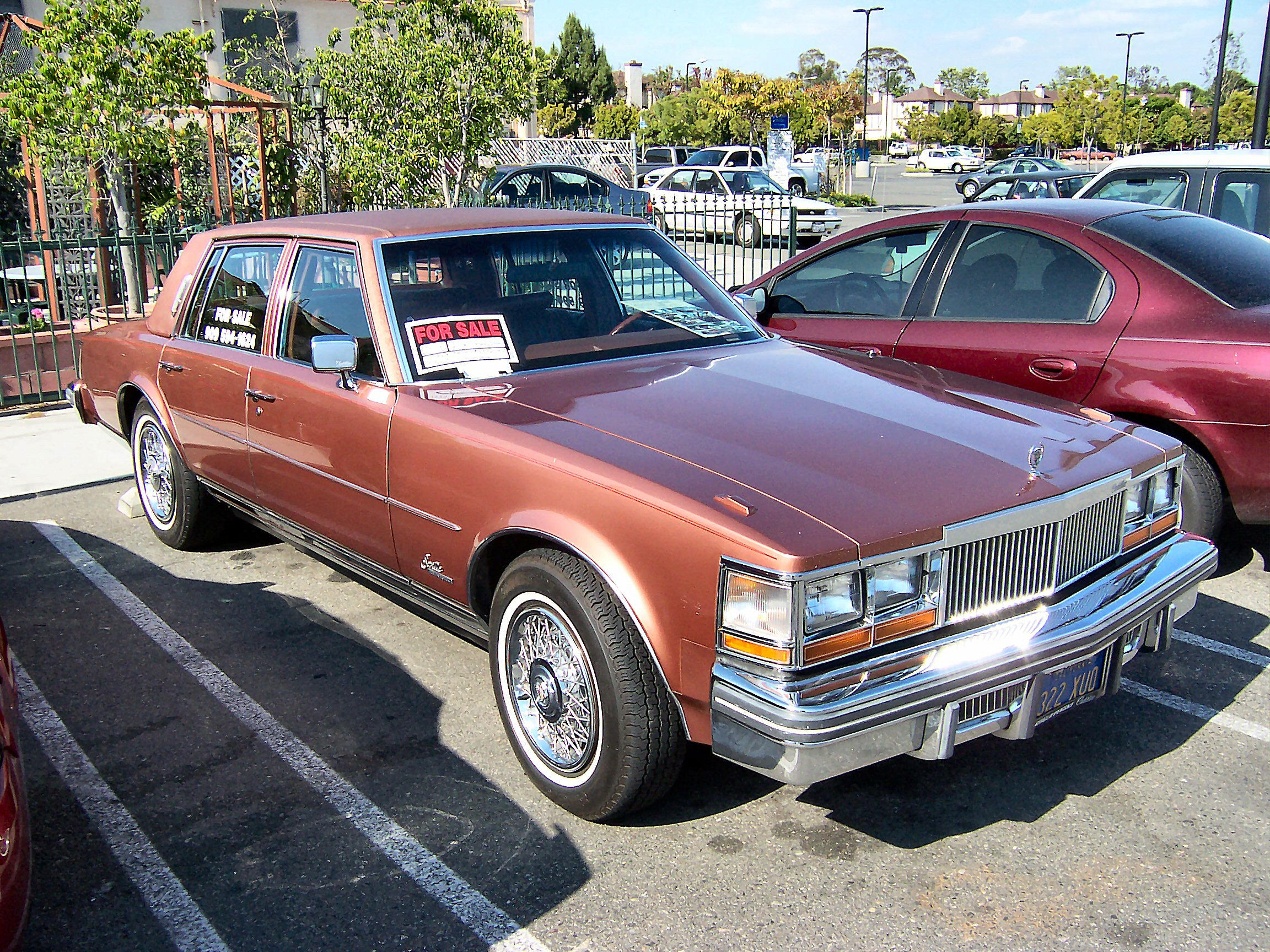 Cadillac Seville 1982 photo - 3