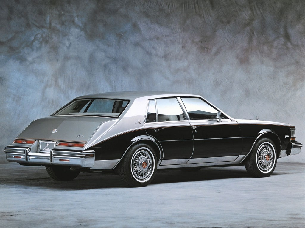 Cadillac Seville 1983 photo - 1