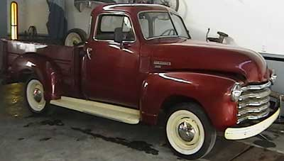 Chevrolet Apache 1952 photo - 3