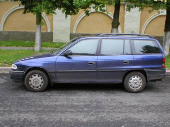 Chevrolet Astra 1995 photo - 1