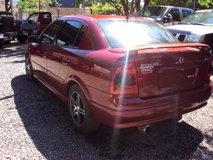 Chevrolet Astra 2001 photo - 3