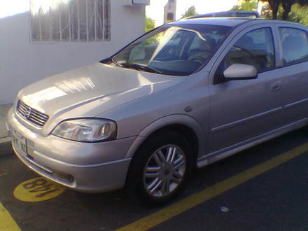 Chevrolet astra 2002 photo - 4