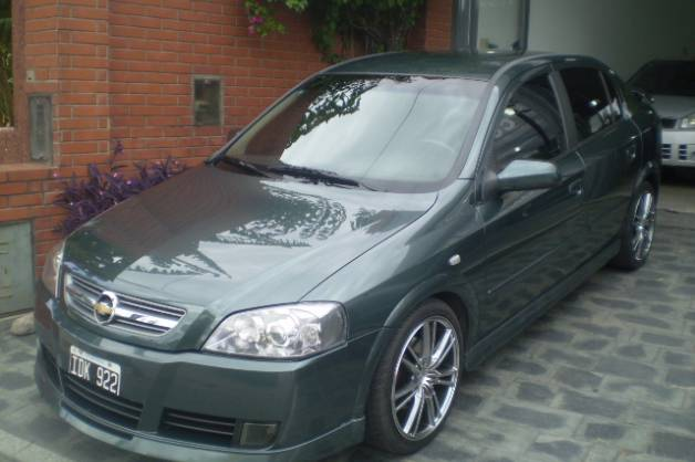 Chevrolet Astra 2009 photo - 2